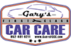 Gary's First Class Car Care Logo